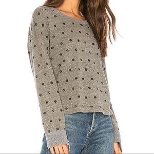 ⭐️New⭐️Splendid Dot Sweatshirt